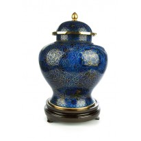 Cloisonne Urn Sample 04