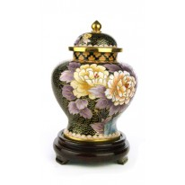 Cloisonne Urn Sample 01