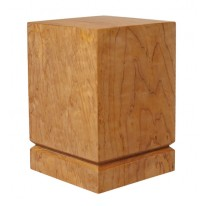 Timber Urn Sample 03
