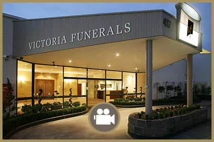 Launch Video showcasing Victoria Funerals products and services